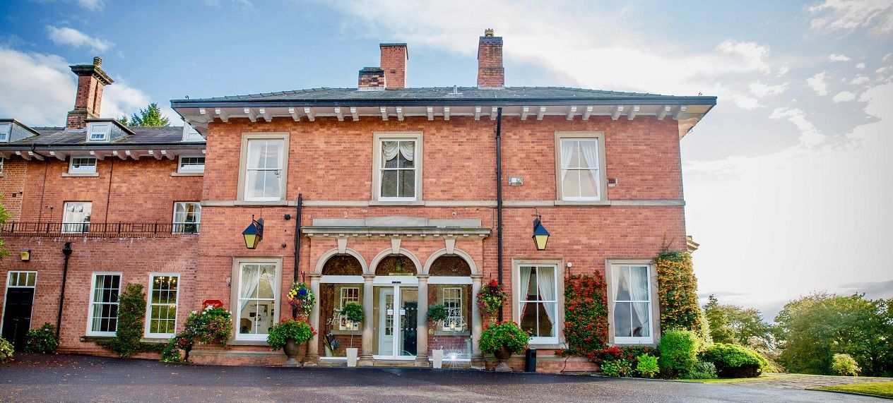The Upper House Hotel Weddings Amp Restaurant In Barlaston